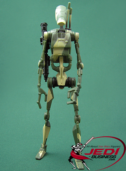 Battle Droid Kashyyyk Conquest The Saga Collection
