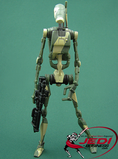 Battle Droid figure, TSC
