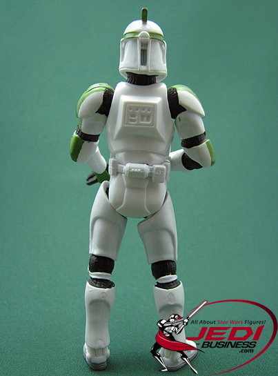 Clone Trooper Sergeant The Rumbling Of War The Saga Collection