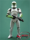 Clone Trooper Sergeant, The Rumbling Of War figure