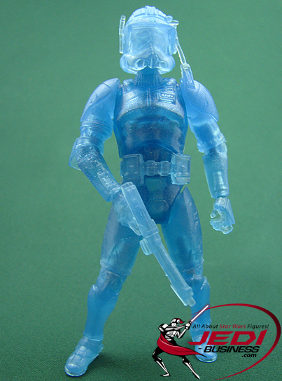 Commander Cody Holographic