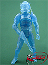 Commander Cody, Holographic figure