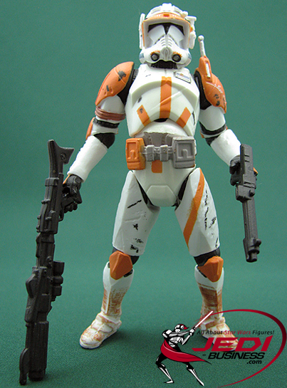 Commander Cody figure, TSC