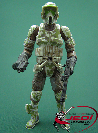 Elite Corps Clone Trooper figure, TSC