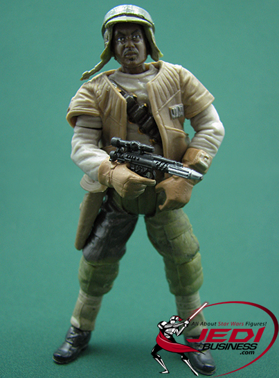 Endor Rebel Soldier figure, TSC
