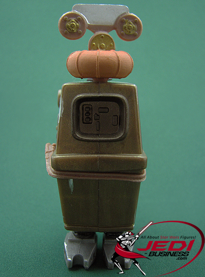 Gonk Droid With Treadwell Droid