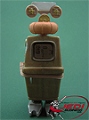 Gonk Droid, With Treadwell Droid figure