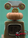 Gonk Droid With Treadwell Droid The Saga Collection