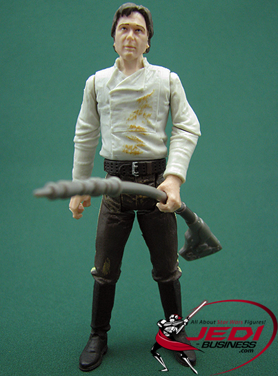 Han Solo Battle Of Carkoon The Saga Collection