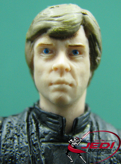 Luke Skywalker Battle Of Endor The Saga Collection