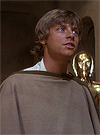 Luke Skywalker, Escape From Mos Eisley figure