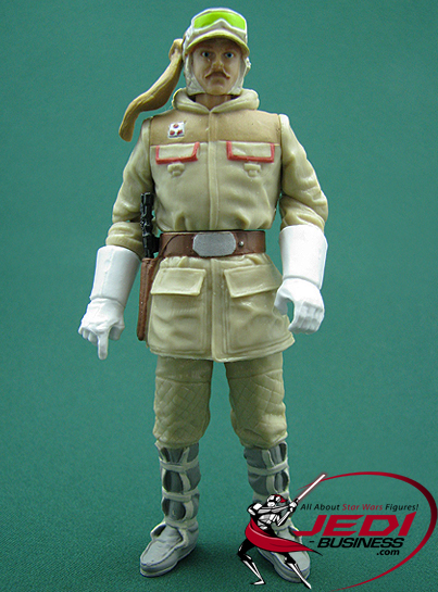 Major Bren Derlin figure, TSC