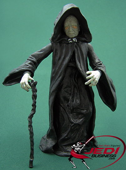 Palpatine (Darth Sidous) figure, TSC