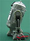 R2-Q2 Astromech Droid Series I The Saga Collection