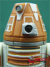 R4-A22 Astromech Droid Series I The Saga Collection