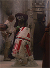 R4-E1 Astromech Droid Series II The Saga Collection