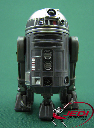R4-K5 Darth Vader's Astromech Droid The Saga Collection