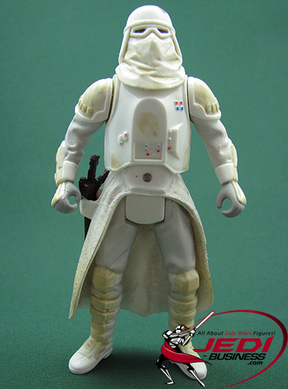 Snowtrooper Commander Battle Of Hoth