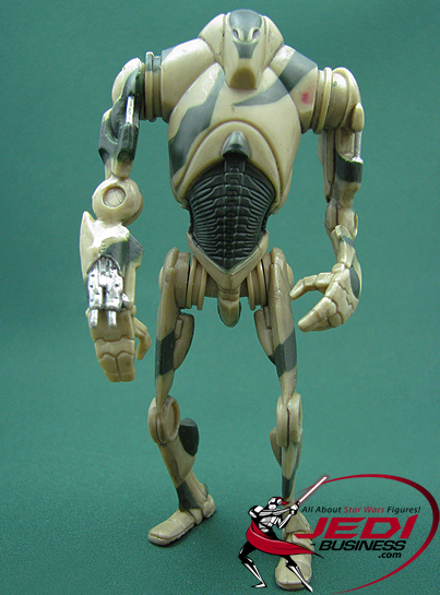 Super Battle Droid figure, TSC