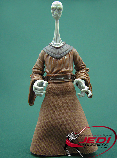 Yarael Poof Jedi High Council