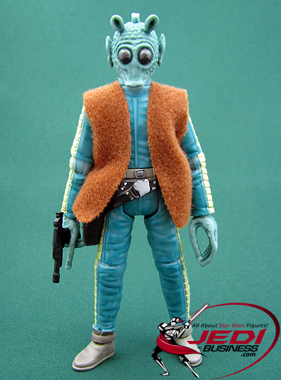 Greedo figure, VTSC