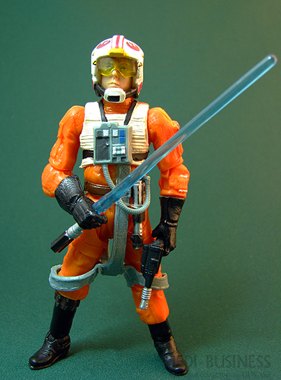 Luke Skywalker figure, VTSC