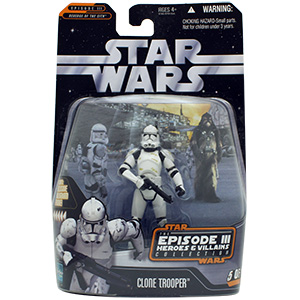 Clone Trooper Heroes & Villains
