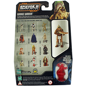 Wookiee Warrior Greatest Battles