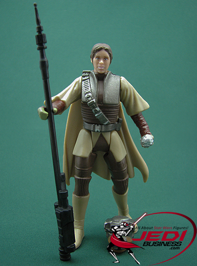 Princess Leia Organa figure, SOTEBasic