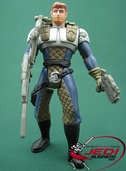 Dash Rendar figure, SOTE