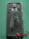 Han Solo, In Carbonite (Slave I vehicle pack-in) figure