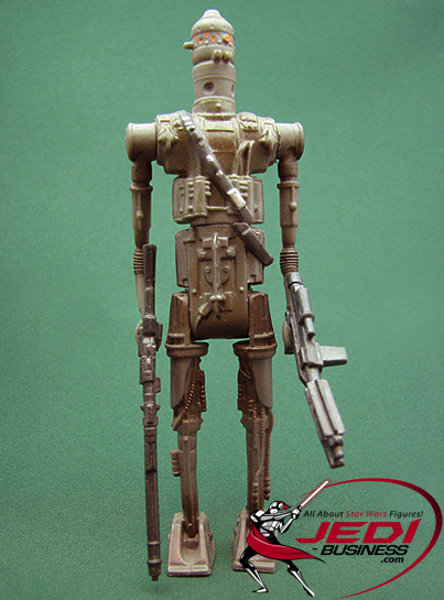 IG-88 figure, SOTEComic2-pack