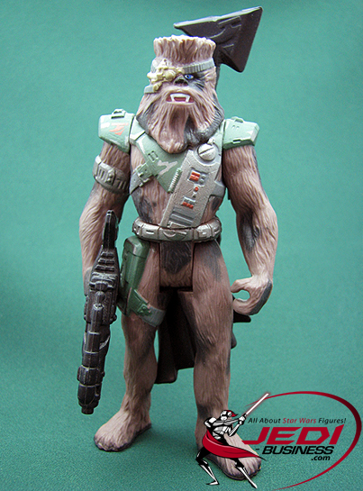 Chewbacca As Bounty Hunter Snoova