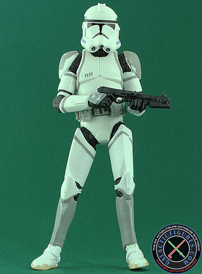 Clone Trooper figure, tvctwobasic