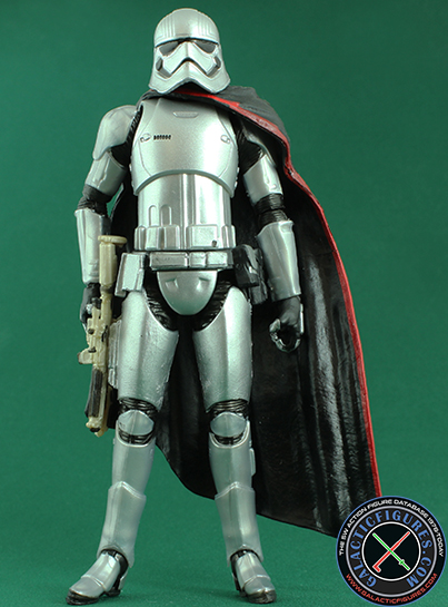 Captain Phasma figure, tvctwobasic