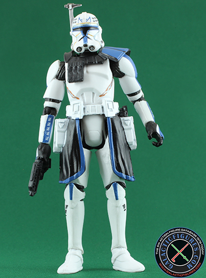 Captain Rex figure, tvctwobasic