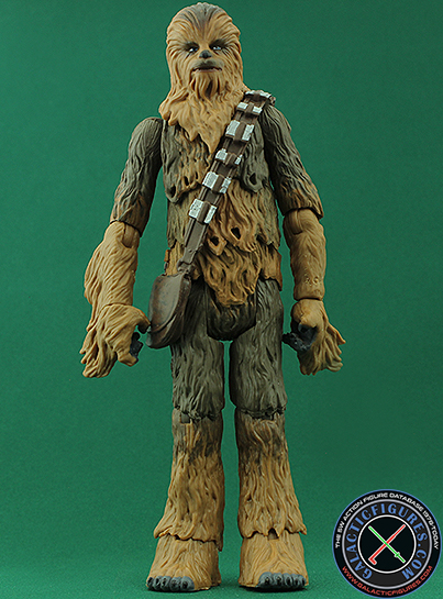 Chewbacca figure, TVCExclusive2