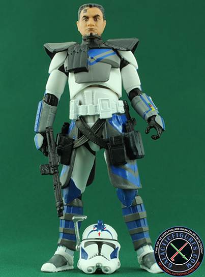 Clone Trooper Fives figure, TVCExclusive2