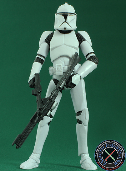 Clone Trooper figure, tvcrereleases