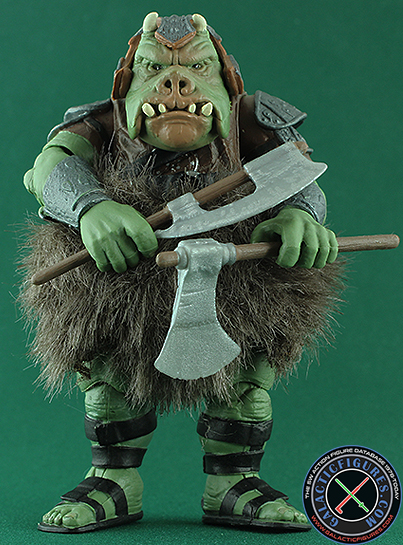 Gamorrean Guard figure, tvcrereleases