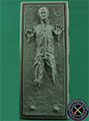 Han Solo, In Carbonite (packed-in with the Slave 1 vehicle) figure