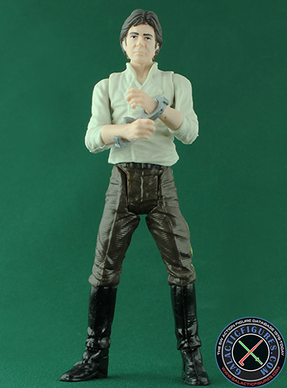 Han Solo figure, tvctwobasic