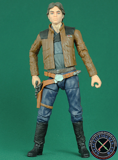 Starwars The Vintage Collection Han Solo Figure New