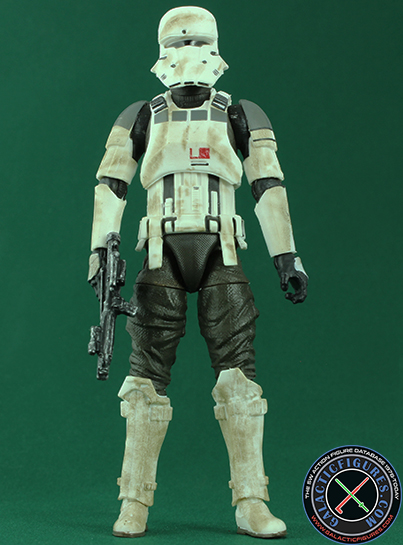 Imperial Assault Tank Commander figure, tvctwobasic