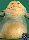 Jabba The Hutt, With Sail Barge figure