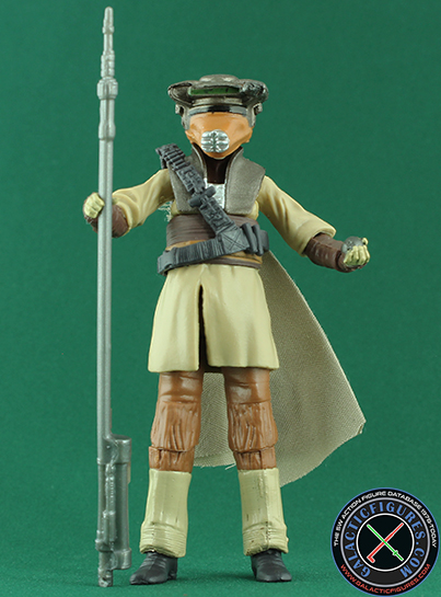 Princess Leia Organa In Boushh Disguise The Vintage Collection