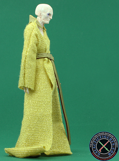 Supreme Leader Snoke The Vintage Collection