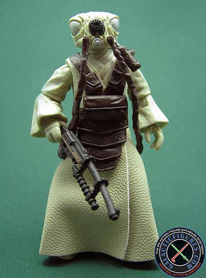 Zuckuss figure, TVCExclusive