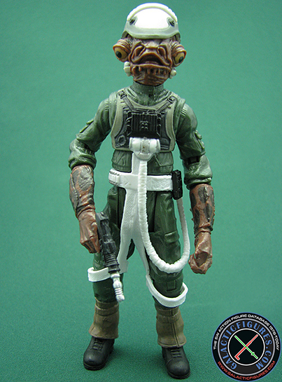 Rebel Pilot figure, TVC