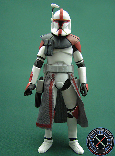 ARC Trooper Commander figure, TVC